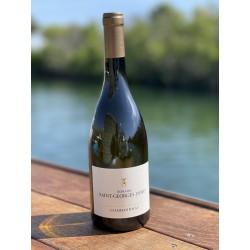 Vin blanc Chardonnay -...